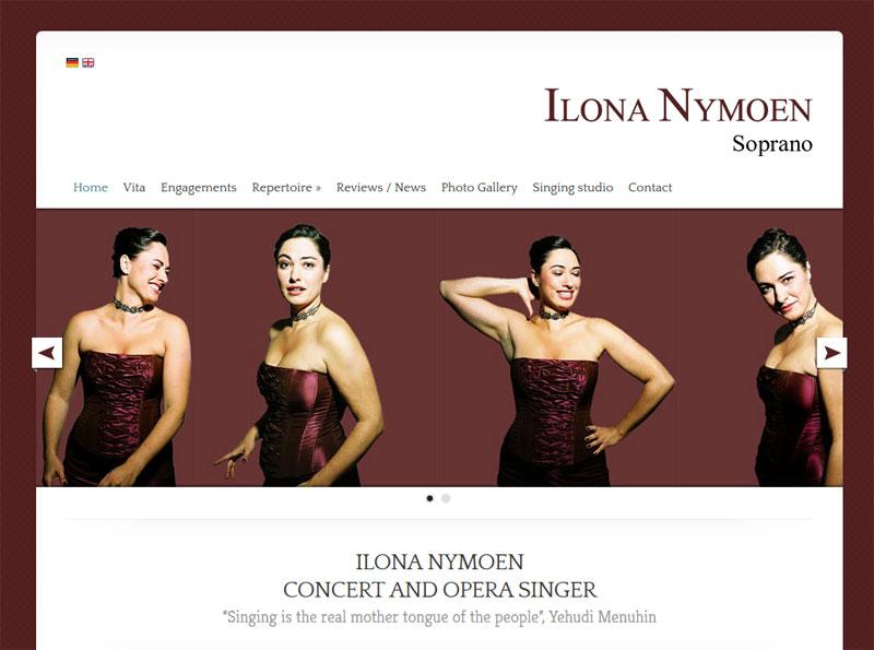 Ilona Nymoen jetzt auch zweisprachig