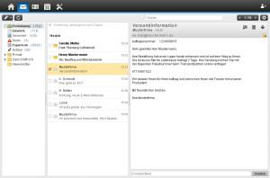 Webmailer - E-Mail