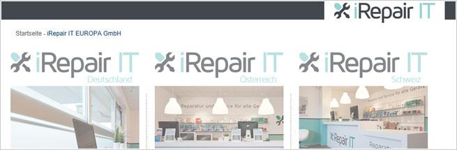 iRepair IT | IT-Fachgeschäft für Reparaturen und Installationen