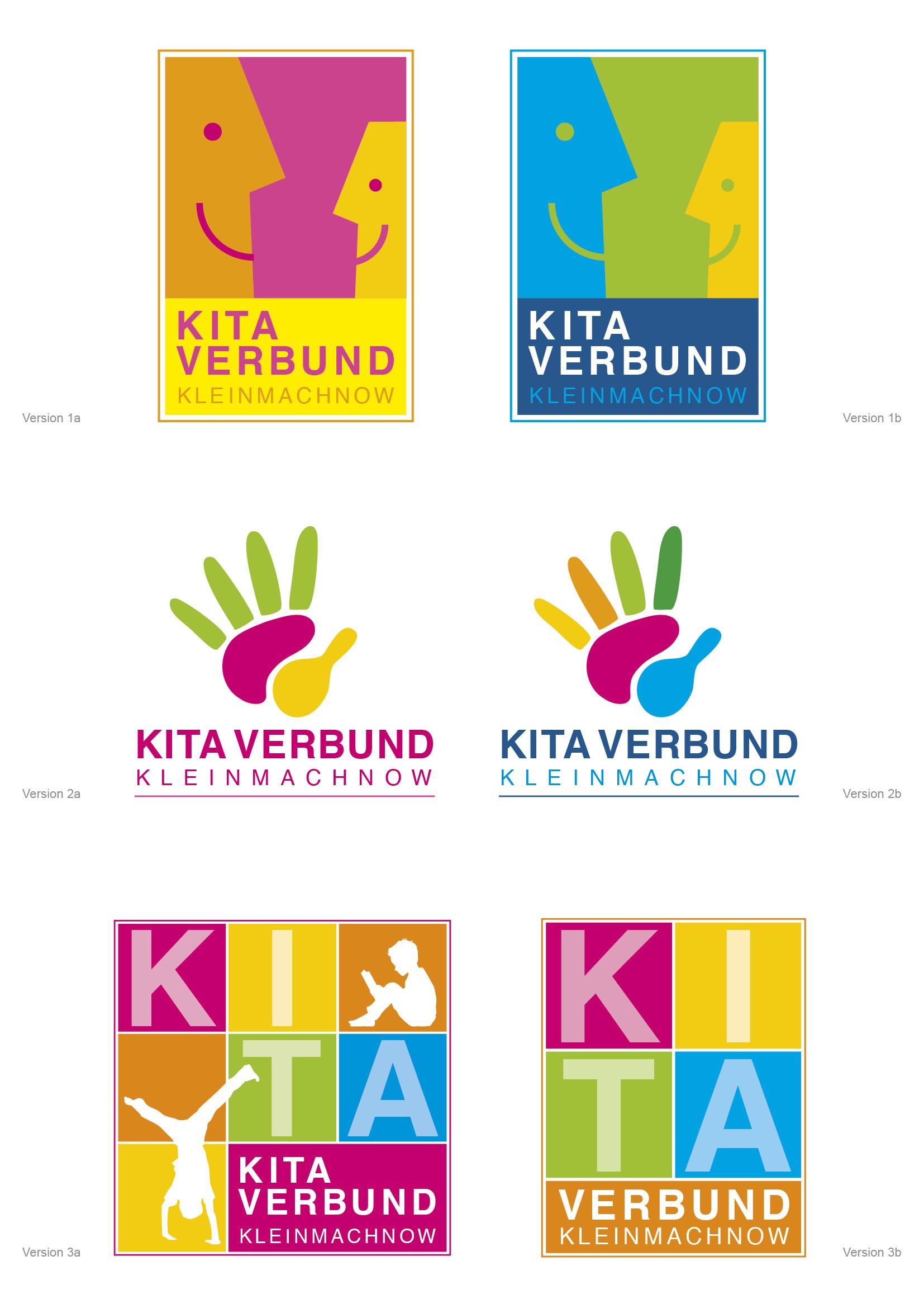 Logovorschlag für den Kitaverbund Kleinmachnow