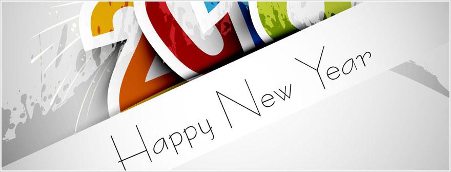 Happy New Year wünscht die Netrix GmbH