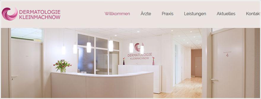 IT-Administration Dermatologische Praxis Kleinmachnow